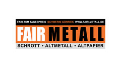 FAIR METALL | Schrott- & Altmetallhandel