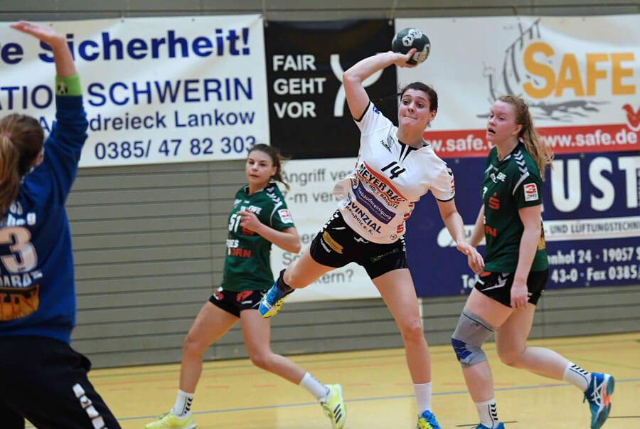 Grün Weiß Schwerin Handball